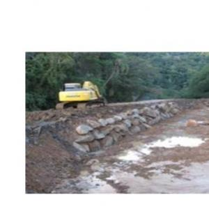 Canal de adução hidrelétrica