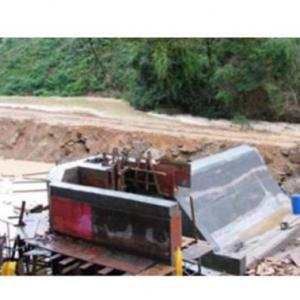 Projeto de comportas hidráulicas