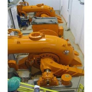 Usinas geradoras de energia hidrelétrica