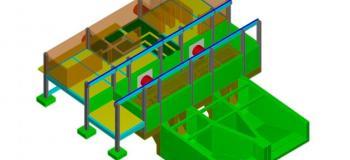 Projeto de implantação de duas hidrelétricas